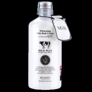 Sữa tắm trắng và trẻ hoá da Scentio Milk Plus Bright & White Shower Cream