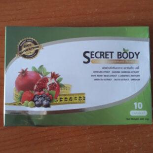 Thuốc giảm cân Secret Body Thái Lan