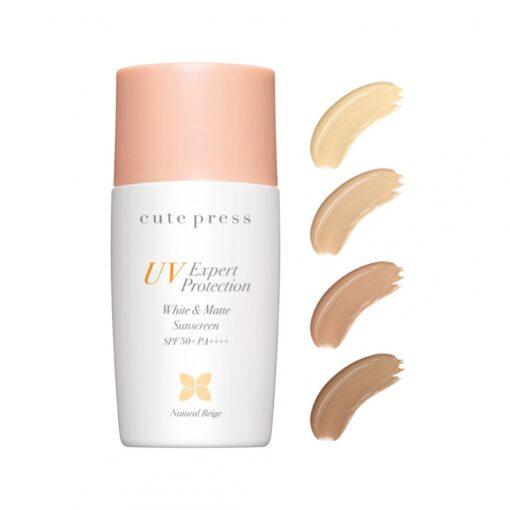 Cute Press UV Expert Protection White & Matte Sunscreen