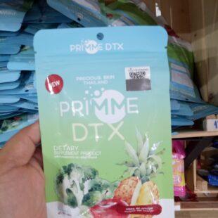 Detox Primme DTX Thái Lan