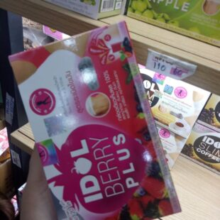 Giảm cân Idol Berry Plus Thái Lan