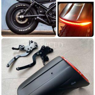 Ốp Đuôi Đèn Tích Hợp Xinhan DIABLO Honda Rebel 300-500