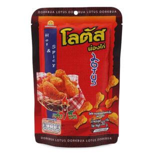 Snack Đùi Gà Dorkbua Lotus Thái Lan