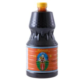 Healthy Boy Brand Black Soy Sauce Orange Label 2,700 Ml