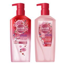 Sunsilk Natural Perfume Blossom Rose Water