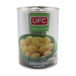 bạch quả tươi đóng hộp UFC Ginkgo in Syrup