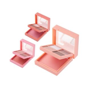 cute press eye cheek mini palette