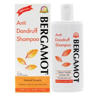 Dầu gội trị gàu BERGAMOT Anti Dandruff Shampoo 200 ml