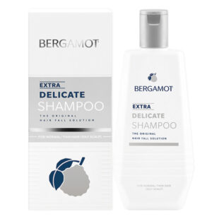 Dầu Gội Giảm Rụng Tóc Bergamot Delicate Shampoo 200ml