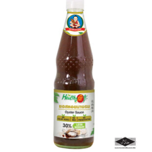Healthy Boy Oyster Sauce Less Sodium 800g Healthy Fit