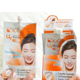 Kem Chống Nắng KA UV PROTECTION BABYFACE SPF42 PA +++