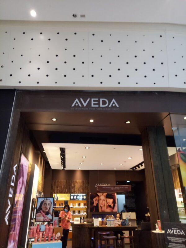 Store Aveda tại Thái Lan