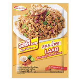 Ajinomoto Ros Dee Menu Laab Namtox Thai Spicy Minced Meat