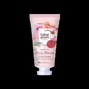 Sabai Arom Cherry Blossoms Hand Cream