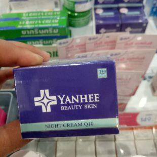 Kem dưỡng da ban đêm Yanhee Beauty Skin Night Cream Q10