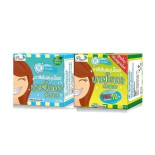 Phoca Herbal Whitening Toothpaste cho người niềng răng