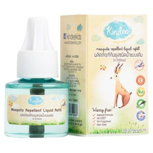 KINDEE Mosquito Repellent Liquid Refill 45 ml