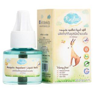 KINDEE Mosquito Repellent Liquid Refill 45 ml