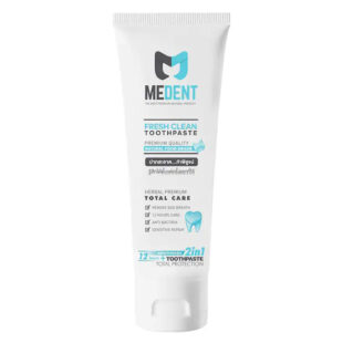 Medent Fresh Clean Toothpaste 80 g