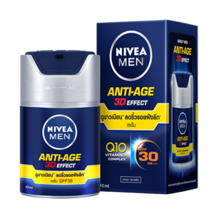 Nivea Men Anti-Age 3D Effect Serum SPF30 45ml