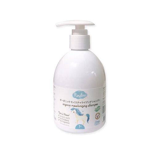 Dầu gội dưỡng ẩm hữu cơ Kindee Organic Moisturizing Shampoo 250ml