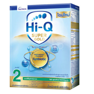 NUTRICIA Hi-Q Super Gold Synbio ProteQ Follow-on Formula Stage 2 600 g