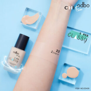 Kem nền ODBO Chic Series Super Classy Extreme Coverage Foundation
