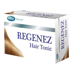 Xịt dưỡng tóc Mega We care Regenez Hair Tonic 30ml