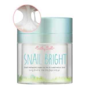 Kem dưỡng da Cathy Doll Snail Bright Whitening Cream 50g