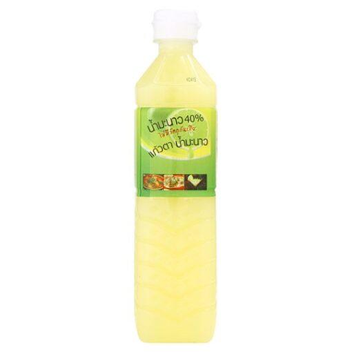 Nước cốt chanh Kaewta 40% Lime Juice 500ml