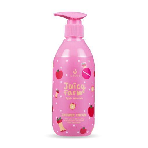 SCENTIO Juicy Farm Apple Absolute Shower Cream