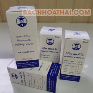 Podophyllin 25 Thái Lan