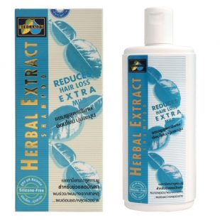 BERGAMOT® HERBAL EXTRACT SHAMPOO