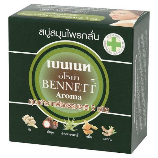 xà phòng thảo dược Bennett Aroma Thái Lan