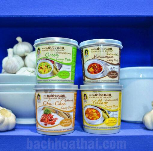 Maepranom Curry Paste