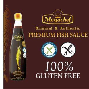 Megachef Premium Fish Sauce