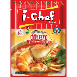 i-chef Tom Yum Sauce 50g