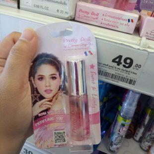 Nước hoa Chompoo Araya Pretty Doll Thái Lan