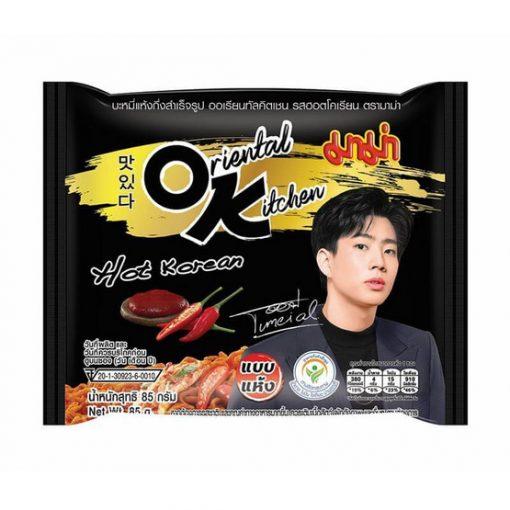 Mì Mama Oriental Kitchen Hot Korean Flavour 85g