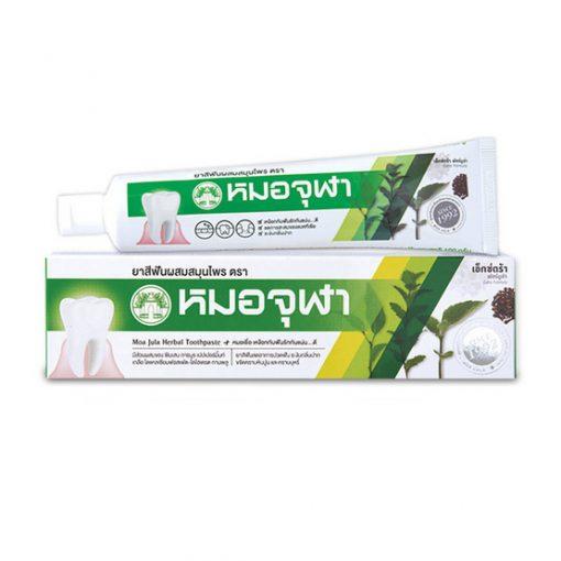 Kem Đánh Răng Thảo Dược Moa Jula 100g Thái Lan