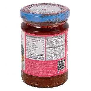 Mae Pranom Shrimp Paste With Soya Bean Oil 180g