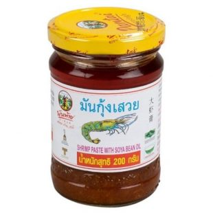 Pantai Shrimp Paste With Soy Bean Oil 200g
