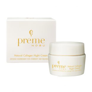 Preme Nobu Natural Collagen Night Cream