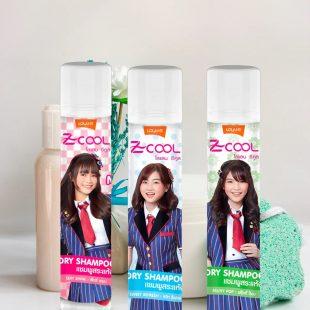 Dầu gội khô Lolane Z-Cool Dry Shampoo