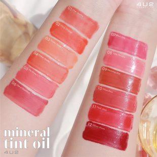 Son 4U2 Mineral Tint Oil