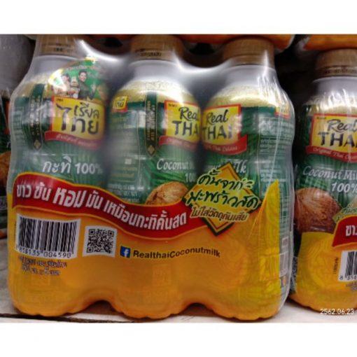 nước cốt dừa Real Thái