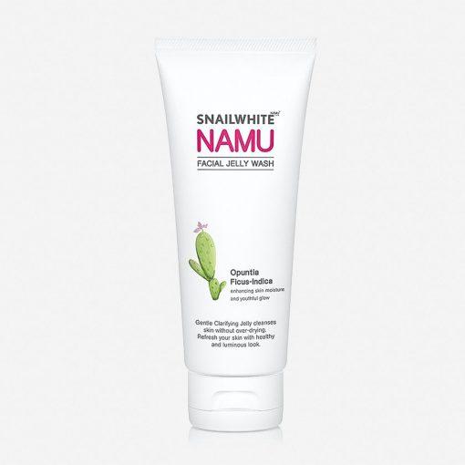 Snail White Namu Facial Jelly Wash 100ml