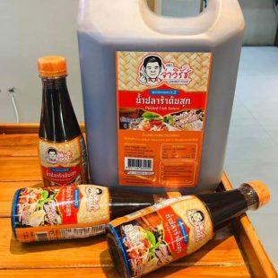 Jawirat Fermented Fish Sauce