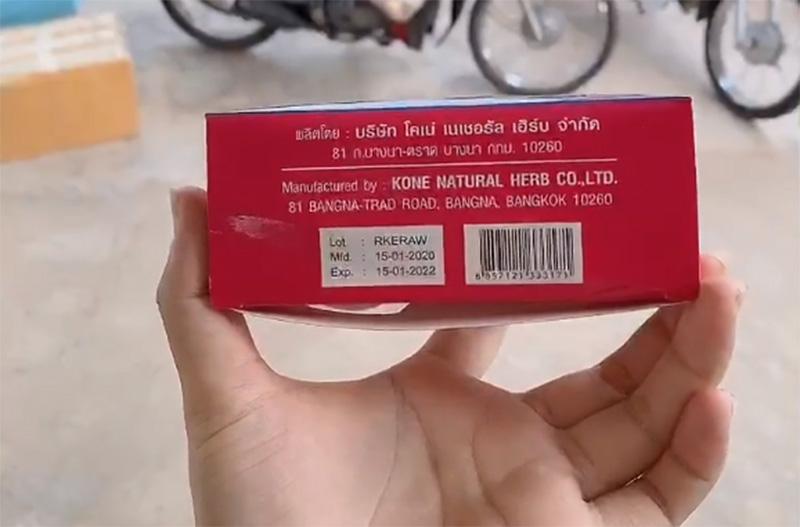 Kem Kone Thái Lan