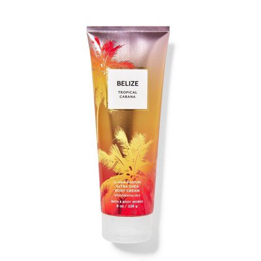 Kem dưỡng thể Ultra Shea Belize Tropical Cabana Body Cream 226g